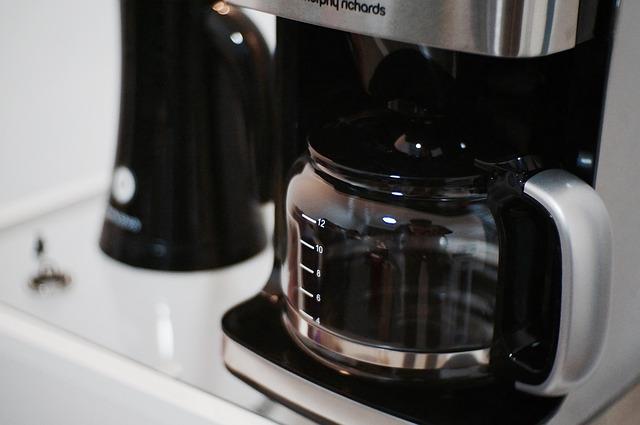 Cafetera-de-filtro-automática