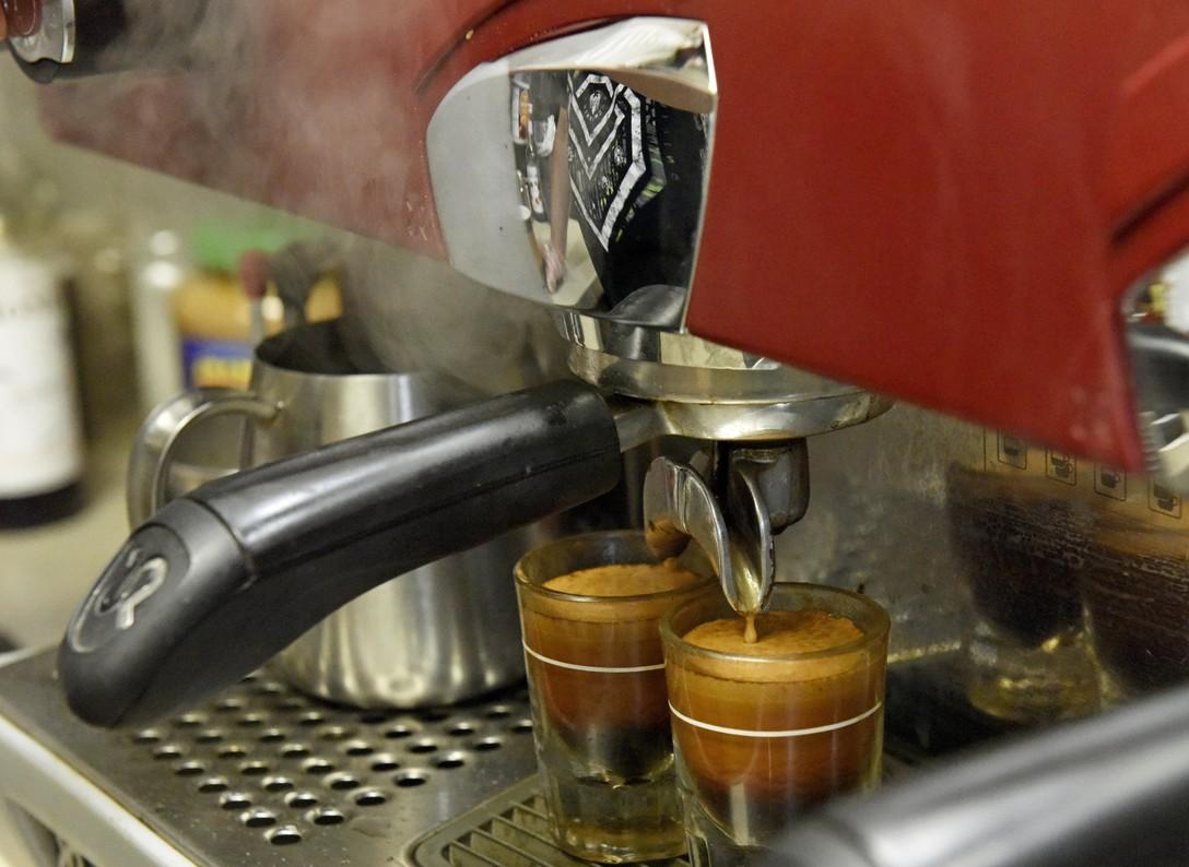 máquina-de-espressos