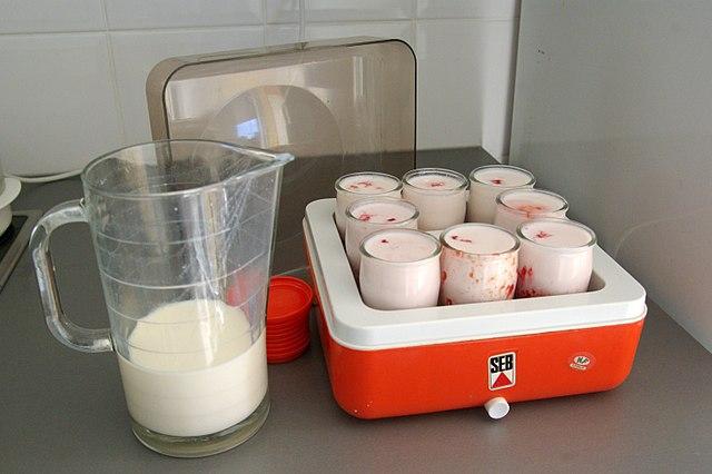 una-yogurtera