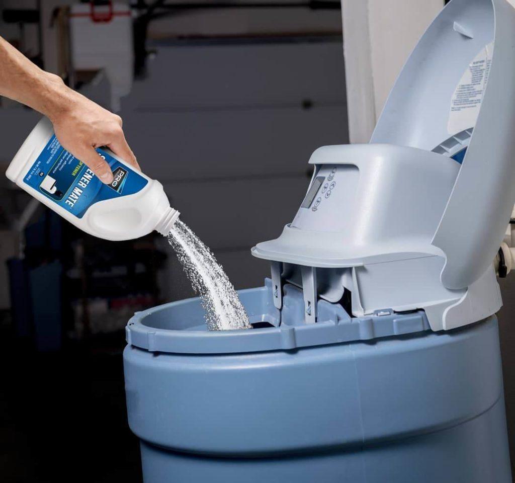 el mejor descalcificador de agua