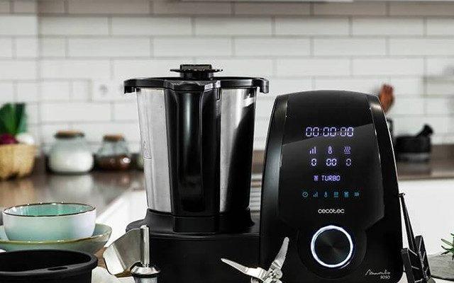 Opiniones-Sobre-El-Robot-de-Cocina-Cecotec-Mambo-Series