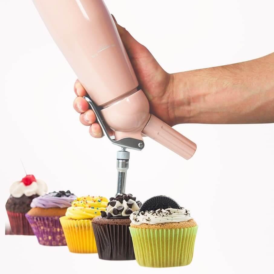 sifon de cocina ergonomico
