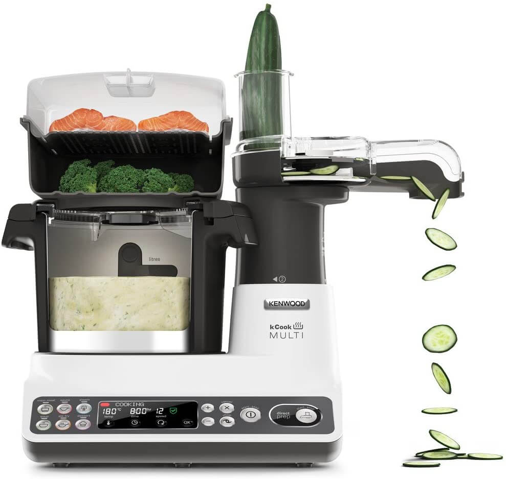 accesorios Kenwood kCook Multi CCL401WH